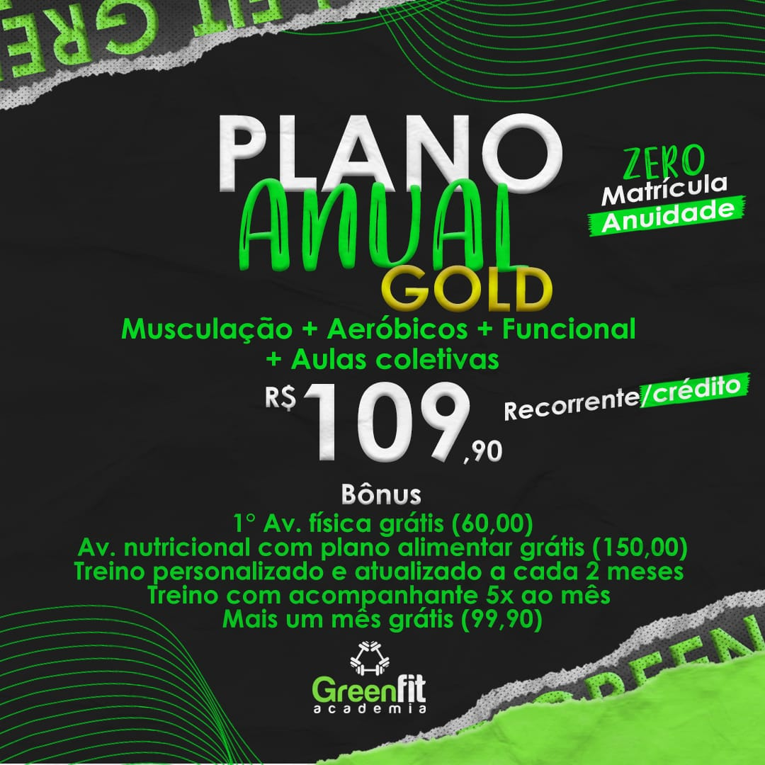 plano-anual-gold-greenfit